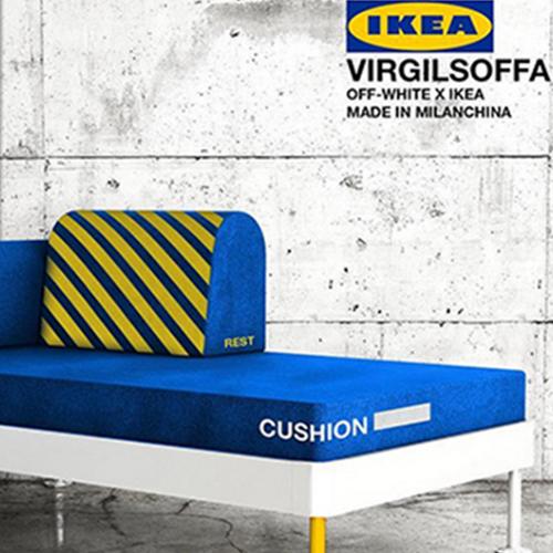 Off-White™ x IKEA  联名系列将包含大量未曝光单品